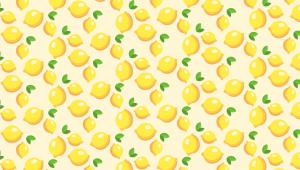 Fruit beaucoup de citrons