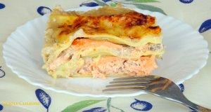lasagne au 2 saumons