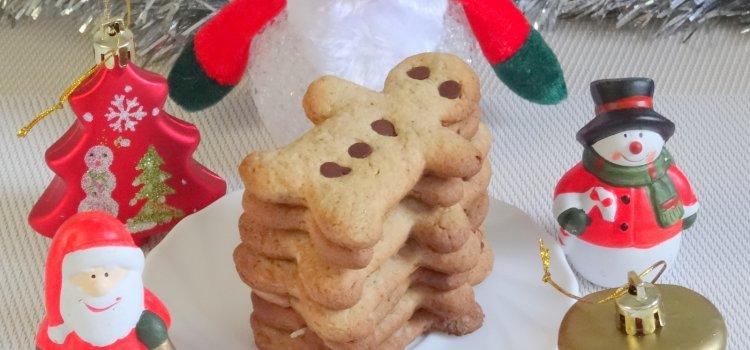 biscuits pain d'épice petits bonhommes