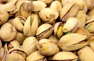 pistaches avec coquilles