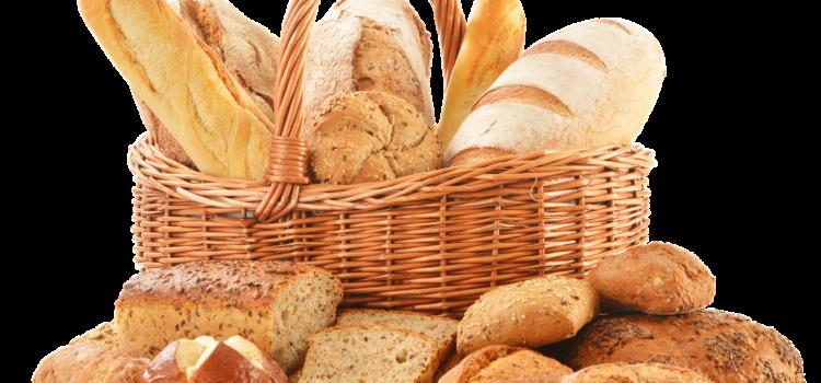 boulangerie panier pains divers