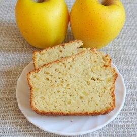 Cake très léger aux Pommes